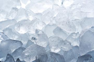 複数のクラッシュアイス