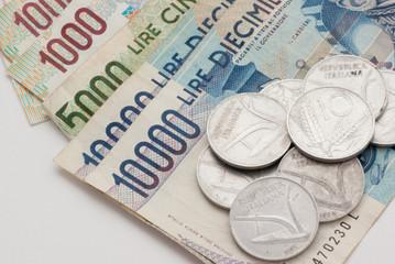 old italian money