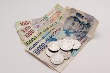 italian money