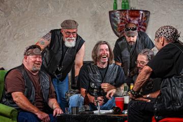 Laughing Gang Members