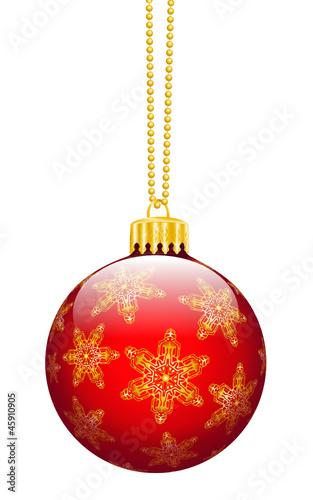 Weihnachtskugel Christbaumschmuck Dekoration Weihnachten 3d