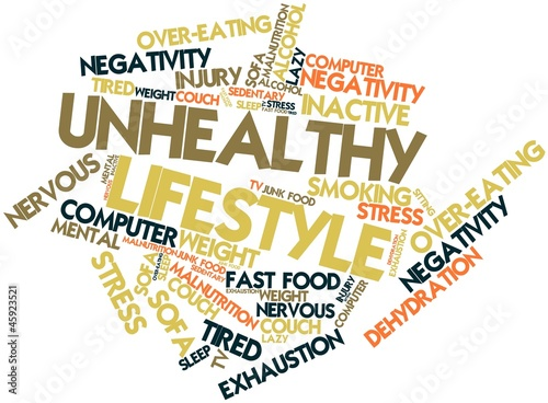unhealthy lifestyle of american citizens essay