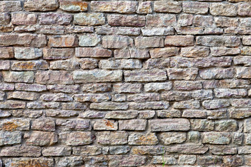 Stone wall for background