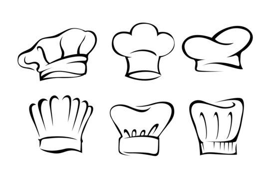 Chef's hat set