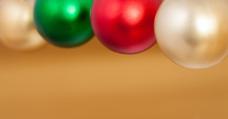 New year toy balls