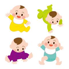 赤ちゃん セット