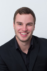 application photo of a young man