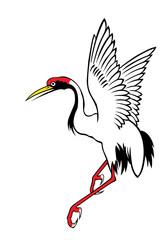 chinese heron
