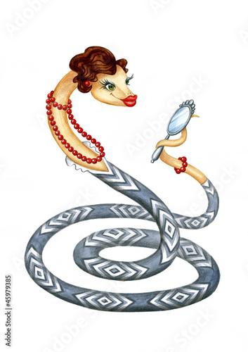 большинстве рисунки символа года змея маршрут