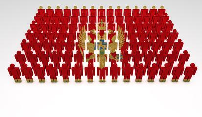 Montenegro Parade
