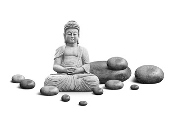 Wall Mural - Bouddha et Bien-être
