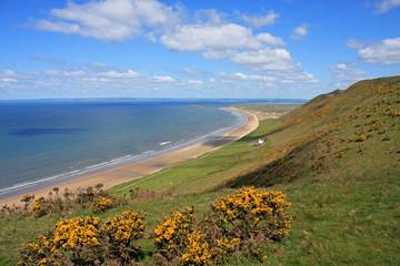 Rhosilli beach, Wales