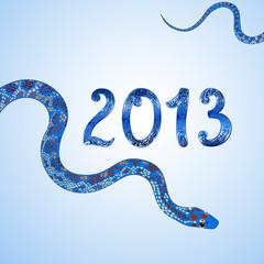 new 2013 vintage snake figures