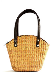 Basket bag for gift and shopping.