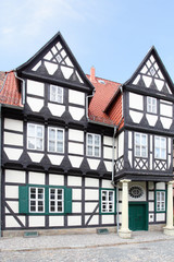Wall Mural - Old houses