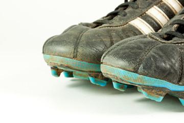 e9b5b5974 Photo Wallpaper - soccer boots - Mural