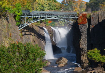 The Great Falls in Paterson, NJ