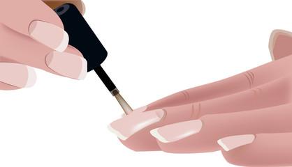 smalto per le unghie -nail polish