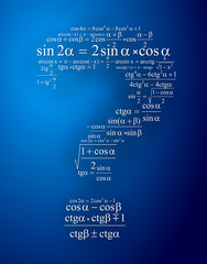 Question mark to create one of the mathematical formulas