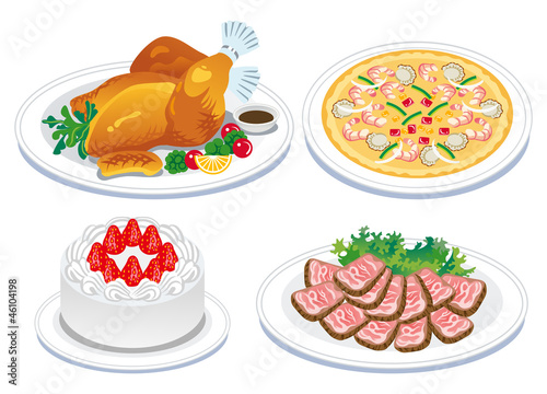download food clip art free clipart of delicious foods - HD1300×936