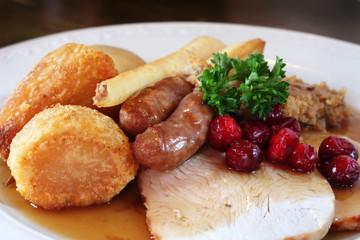 Traditional Seasonal Meal