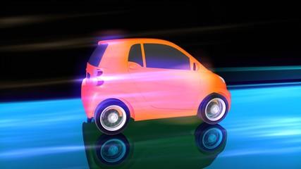 schneller mobil mit Kleinwagen