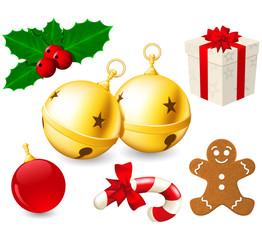 Jingle Bells and Christmas decoration