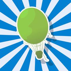 The fantastic Hot Air Balloon