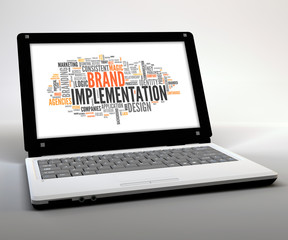 """Mobile Thin Client / Netbook """"Brand Implementation"""""""