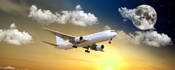 World travel airplane 2