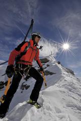 Erfolg am Berg