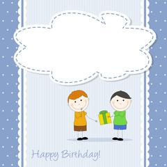 happy birthday - friends
