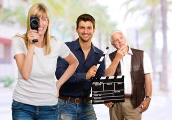 Busy Film Team