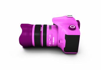 Pink Lady DSLR - Spiegelreflexkamera 360° - 6 von 9