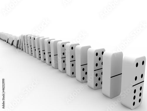 Fichas de domino cayendo fotos de archivo e im genes for Fichas de domino
