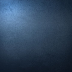 blue abstract background texture with spot light