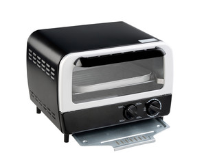 Empty toaster oven one of the necessary kitchenware