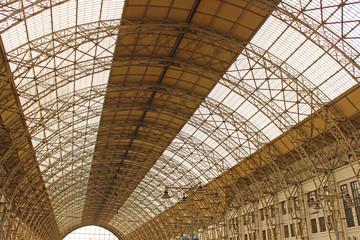Pavilion train station