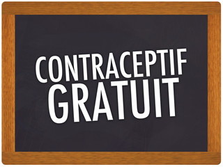 contraceptif gratuit