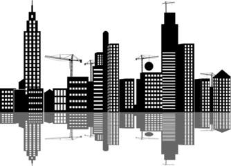 Building a City.