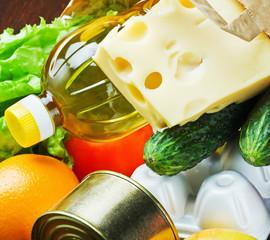 Fresh food for health and longevity