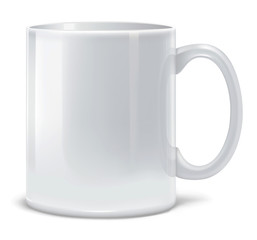 White big cup