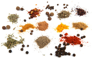 In de dag Kruiden spices
