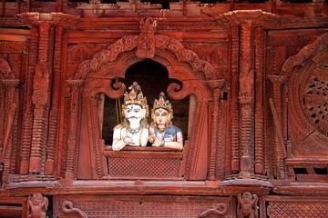 Travel Nepal: Shiva and Parvati