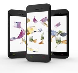 mobile zahlen