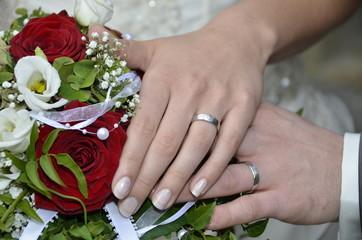 Hochzeitsring - Eheversprechen
