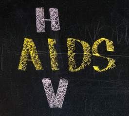 Crossword of HIV and AIDS