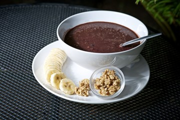 Brazilian Snack Acai Bowl