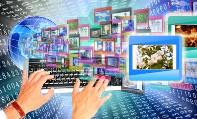 The Internet education