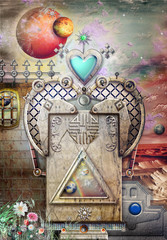 Temple of the lost love